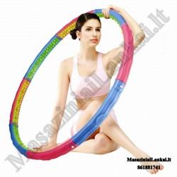 Masažinis magnetinis lankas Health Hoop 25