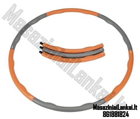 masažinis lankas, weight hoop, soft hula hoop, hula hoop, magnetinis lankas, aerobikos lankas, aerobinis lankas, lankas lieknejimui, acu hoop, minkstas lankas