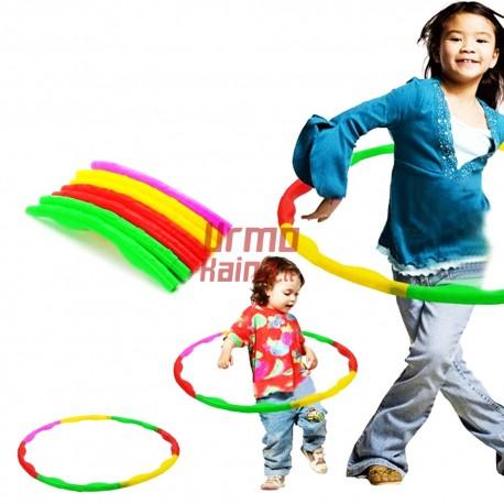 Vaikiškas gimnastikos lankas Hula Hoop Basic